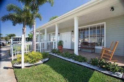 Mobile Home at 39248 Us Hwy 19N  #110 Tarpon Springs, FL 34689