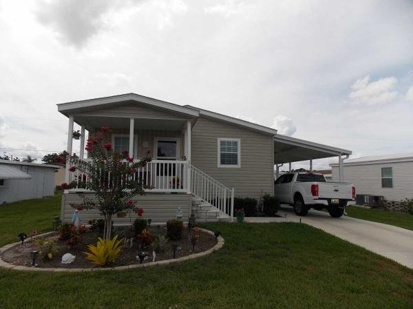Photo 1 of 2 of home located at 325 Sonnet Lane North Fort Myers, FL 33903