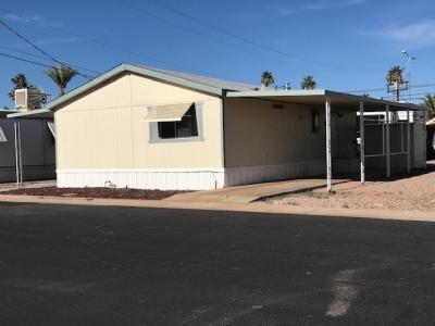 Mobile Home at 7807 E Main St Lot D-10 Mesa, AZ 85207
