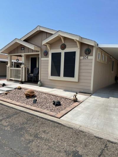 Mobile Home at 11596 W Sierra Dawn #304 Surprise, AZ 85378