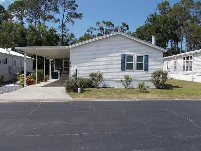 Mobile Home at 37 Pine Forest Circle Bunnell, FL 32110