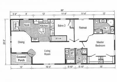 Mobile Home at 42 Paul Revere Court Millville, NJ 08332