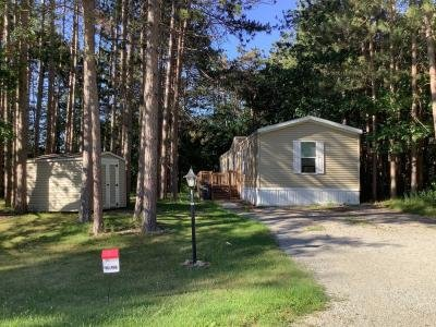 Mobile Home at 53420 Hilltop Dr. Middlebury, IN 46540