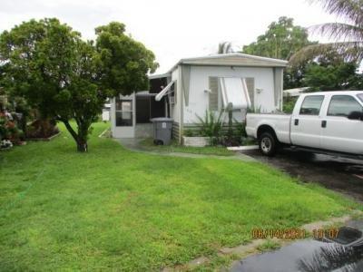 Mobile Home at 1513 NW 24th St. Lot 704 Boynton Beach, FL 33436
