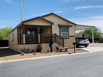 Mobile Home at 7570 E. Speedway #614 Tucson, AZ 85710