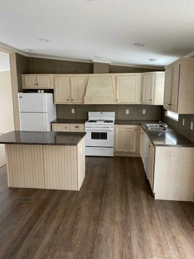 Mobile Home at 3925 Woodruff Road, Lot 13 Livonia, NY 14487