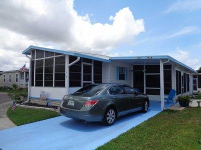 Mobile Home at 7331 Andalusia Av New Port Richey, FL 34653