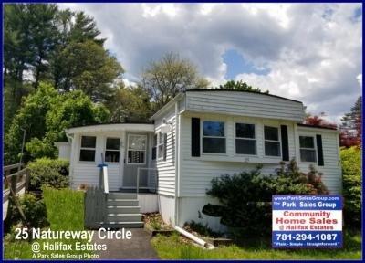 Mobile Home at 25 Natureway Circle Halifax, MA 02338