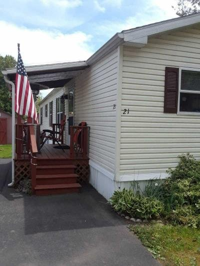 Mobile Home at 6461 Swamp Rd. Lot 21 Byron, NY 14422