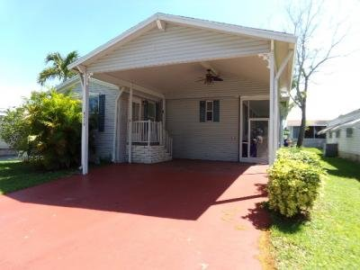 Mobile Home at 6418 Colonial Dr. Lot 328 Margate, FL 33063