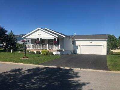 Mobile Home at 16 Cherrywood Boulevard Clinton, NY 13323