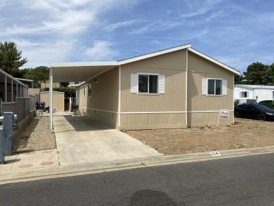 Mobile Home at 40701 Rancho Vista Blvd #214 Palmdale, CA 93551