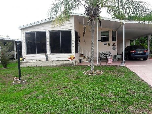 1993 Palm Harbor Mobile Home For Sale