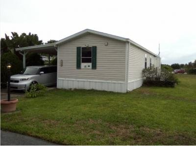 Mobile Home at 160 Steamboat Drive Micco, FL 32976