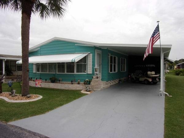 Photo 1 of 2 of home located at 128 Buena Vista Dr. Arcadia, FL 34266