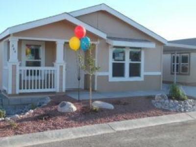 Mobile Home at 2350 Adobe Road Lot #264 Bullhead City, AZ 86442