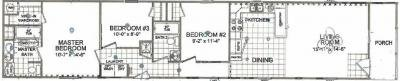 Mobile Home at 54152 Ash Rd. Lot 258 Osceola, IN 46561