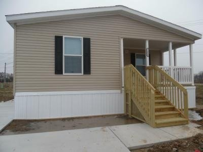 Mobile Home at 7396 Chippenham Dr Fort Wayne, IN 46818