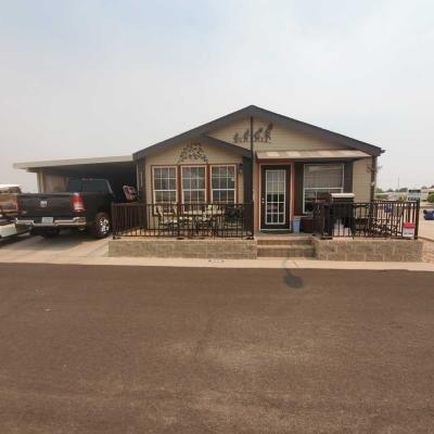 Mobile Home at 8700 E. University Dr. #5515 Mesa, AZ 85207