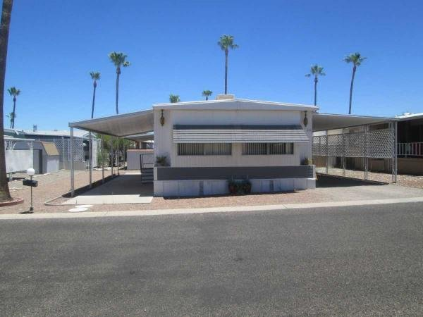Golden West Mobile Home For Sale