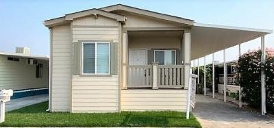 Mobile Home at 633 Shadowcreek Dr. #586 San Jose, CA 95136