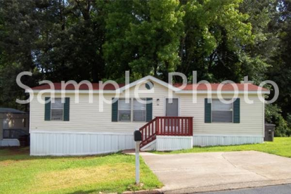 2001 CREST RIDGE HOMES Mobile Home For Sale