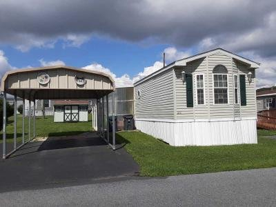 Mobile Home at 37C Frieden Manor Schuylkill Haven, PA 17972