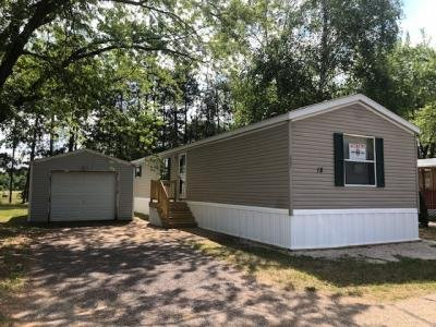 Mobile Home at 4101 Hoover Ave. South #18 Plover, WI 54467