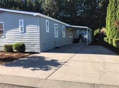 Photo 3 of 32 of home located at 10400 SE Cook Court, Sp. #131 Milwaukie, OR 97222