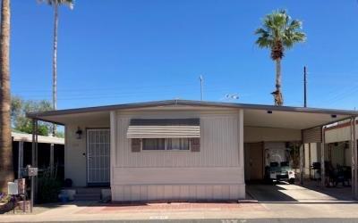 Mobile Home at 4065 E. University Drive #350 Mesa, AZ 85205
