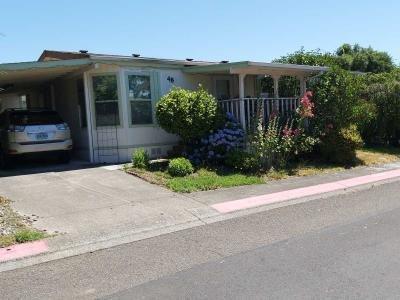 Mobile Home at 8300 NE Quatama Str. #48 Hillsboro, OR 97006