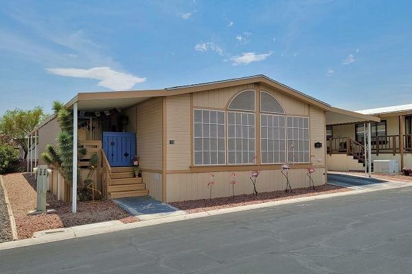 1989 Baron Homes  Mobile Home For Sale