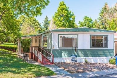 Mobile Home at Sinton Rd. Colorado Springs, CO 80907