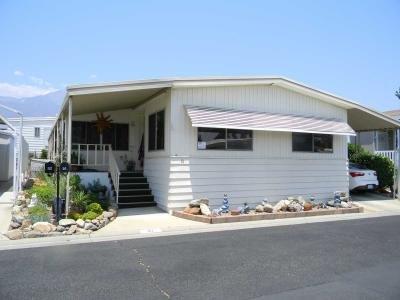 Mobile Home at 6880 Archibald #91 Alta Loma, CA 91701