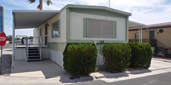 1981 CVC Mobile Home For Sale