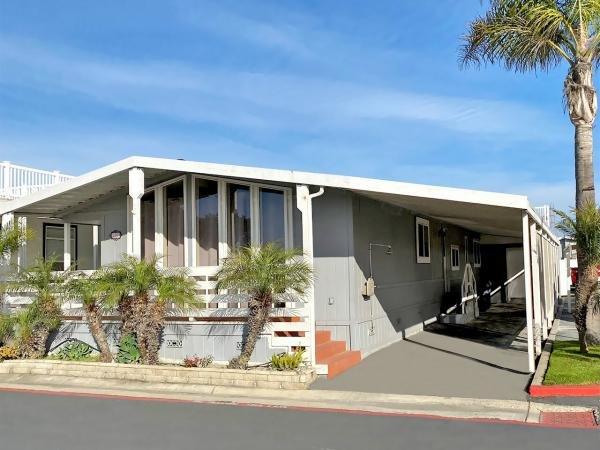 1984 Baron Homes Mobile Home For Sale