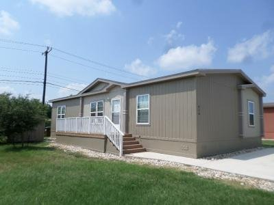 Mobile Home at 7460 Kitty Hawk Rd. Site 416 Converse, TX 78109