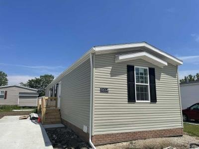 Mobile Home at 59584 Clark Court New Haven, MI 48048