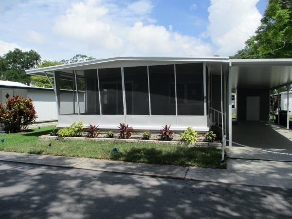 1969 VAND Mobile Home For Sale