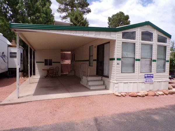 1986 valle Mobile Home For Sale
