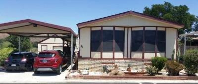Mobile Home at 21650 Temescal Canyon Rd Spc 71 Corona, CA 92883