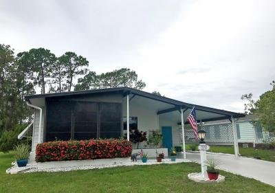 Mobile Home at 19738 Charleston Circle  #71 North Fort Myers, FL 33903