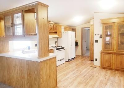 Mobile Home at 10450 6 Mile Rd Lot17 Battle Creek, MI 49014