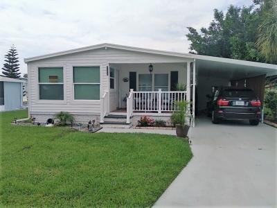 Mobile Home at 7300 20th St Lot 172 Vero Beach, FL 32966