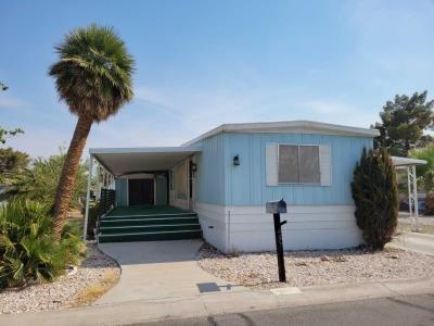 Mobile Home at 2038 Palm St Las Vegas, NV 89104