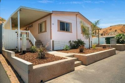 Mobile Home at 30000 Sand Canyon Road #97 Canyon Country, CA 91387