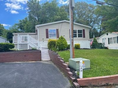 Mobile Home at 7959 Telegraph Road Lot 24B Severn, MD 21144
