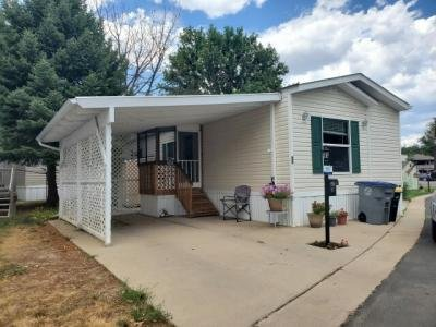 Mobile Home at 951-17th Ave., #95 Longmont, CO 80501