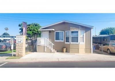 Mobile Home at 100 Woodlawn Avenue, #100 Chula Vista, CA 91910