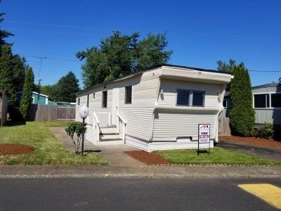 Mobile Home at 10601 SE Division Street, Sp. #71 Portland, OR 97236